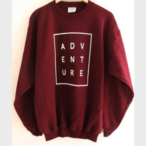 Adventure sweatshirt gift