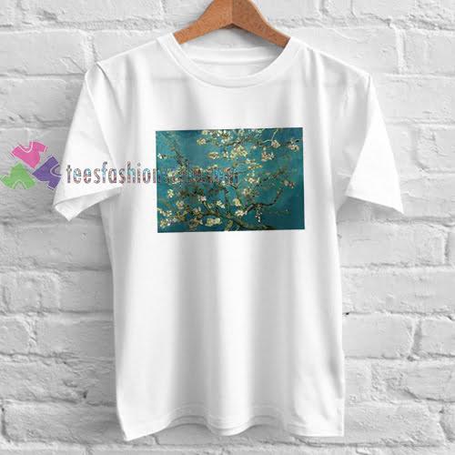 Almond Blossoms TShirt gift