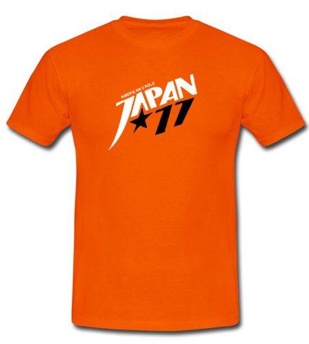 American Eagle Japan 77 T Shirt