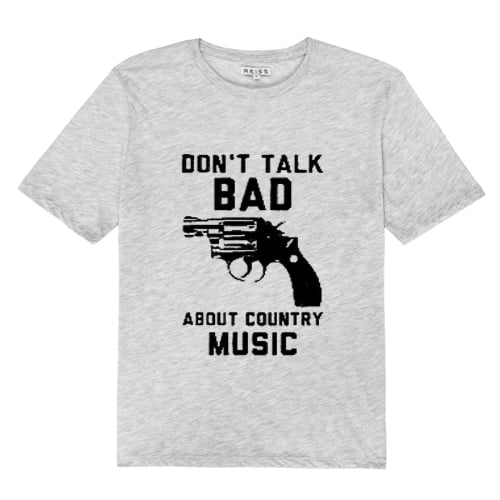 Don't Talk Bad About Country Music T Shirt