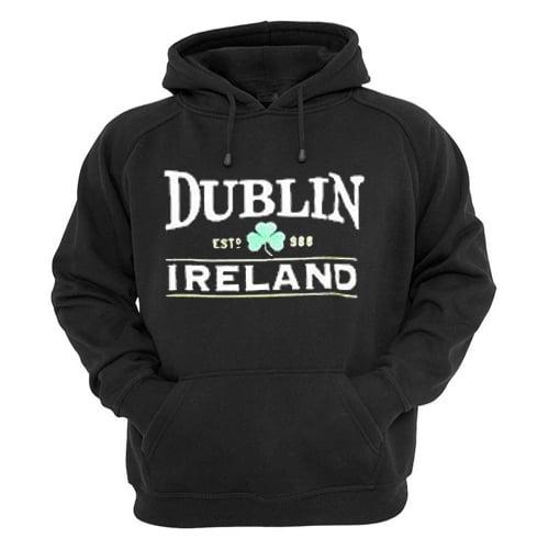 Dublin Ireland Hoodie