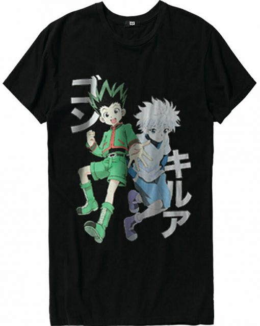 Hunter X Hunter Duo T Shirt