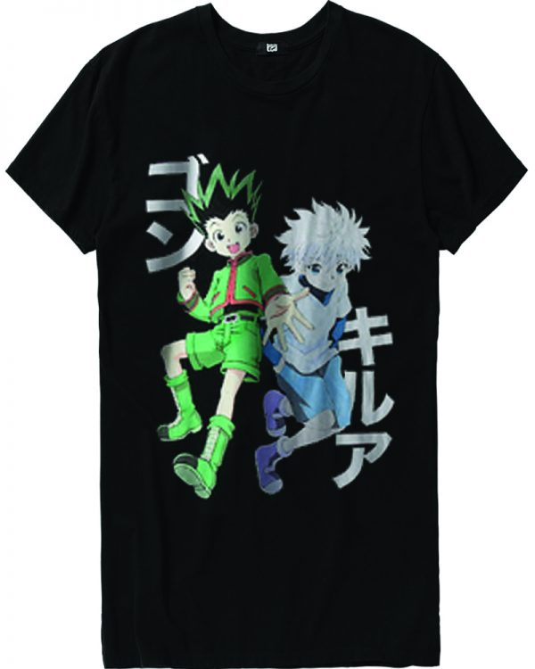 Hunter X Hunter Duo T Shirt