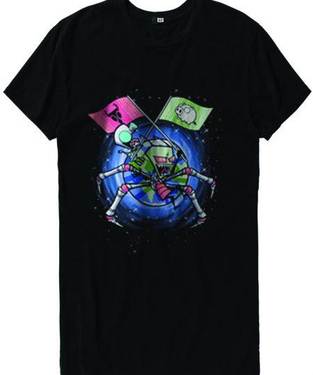Invader Zim T Shirt