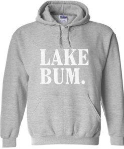 Lake Bum tumblr Hoodie