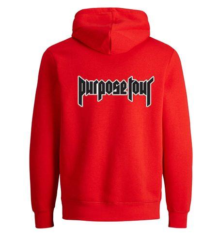 Purpose Tour tumblr Hoodie