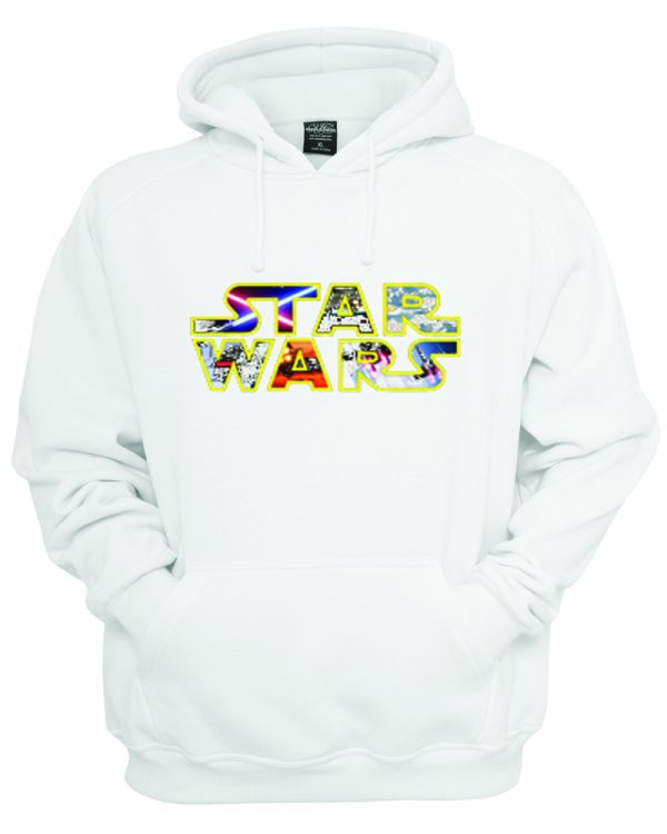 Star Wars Logo Hoodie