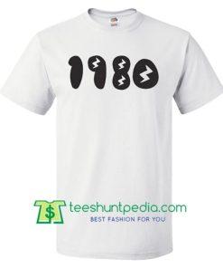 1980s T Shirt - Retro Eighties T Shirt