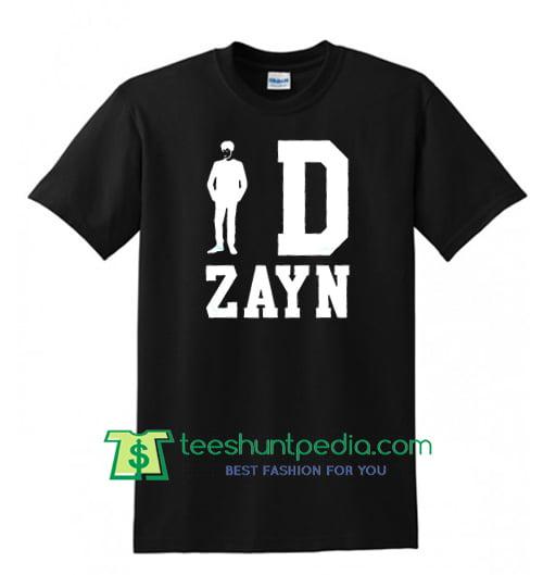1D Direction Zayn Malik T shirt