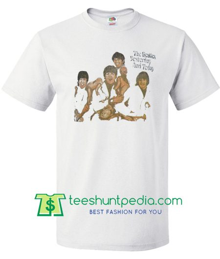 60s The Beatles Butcher Cover Yesterday and Today t shirt