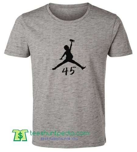 Air Trump Jordan Nike Parody Puerto Rico Shirt Funny Basketball Meme