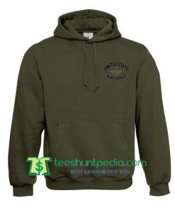 Airforce Green Army Hoodie