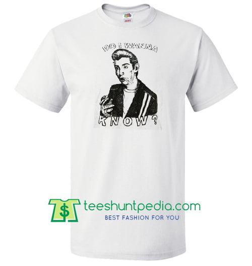 Alex Turner T Shirt