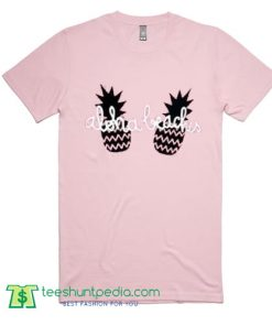 Aloha Beaches Pineapple T Shirt