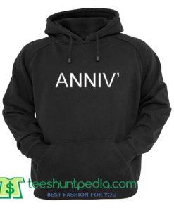 Anniv tumblr black Hoodie
