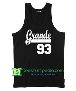 Ariana Grande 93 Tank, Ariana Grande Tanktop