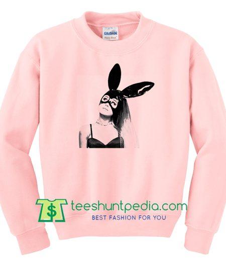 Ariana Grande dangerous woman tour sweatshirt