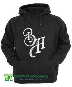 BH Black Color Hoodie