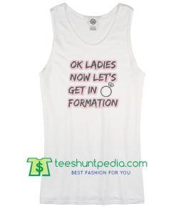 Beyonce Formation Bride Tank top, Bride getting ready Tank top