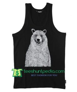 Big Bear black Tanktop