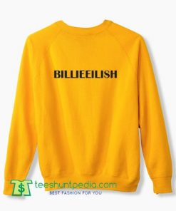 Billieeilish Sweatshirt