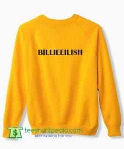 Billieeilish Sweatshirt