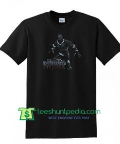 Black Panther T'Challa Marvel Super Hero Premium T Shirt