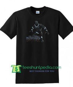 Black Panther T'Challa Marvel Super Hero Premium T Shirt