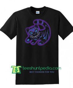 Black Panther style Lion King Simba Short-Sleeve Unisex T Shirt