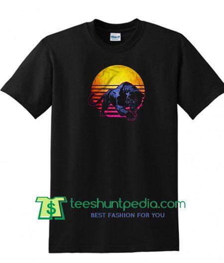 Black panther T Shirt, Black Panther Gifts Shirt
