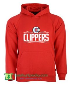 Clippers Red tumblr Hoodie