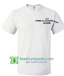 Comme Des Garcons T shirt