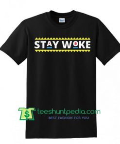 Damn Gina Stay Woke T Shirt, Do It For The Culture Tees, Black History Month Shirt, Black Panther Shirt