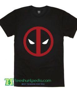 Deadpool Logo Superhero T Shirt Dead Pool Cool Boys T shirts