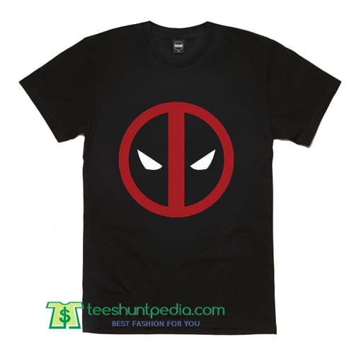 Deadpool Logo Superhero T Shirt Dead Pool Cool Boys T shirts