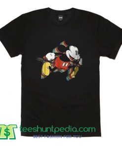 Disney Mickey Mouse Rainbow T Shirt