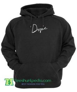 Dope Black Color tumblr Hoodie