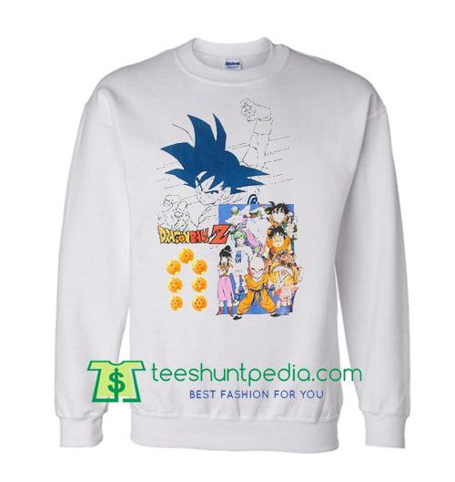Dragon Ball Z Goku Sweatshirt