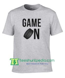 GAME ON Grey T shirts