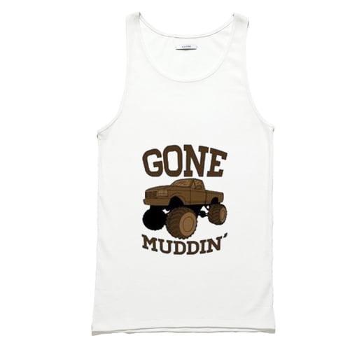 Gone Mudding Tank Top