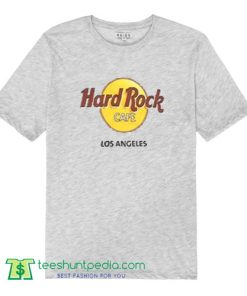 Hard Rock Cafe Los Angeles T Shirt