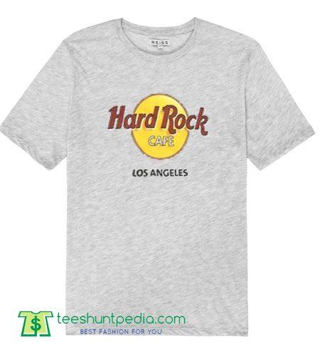 Hard Rock Cafe Los Angeles T Shirt