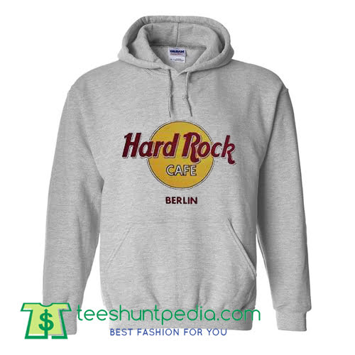 Hard Rock berlin Hoodie gift sweater custom clothing