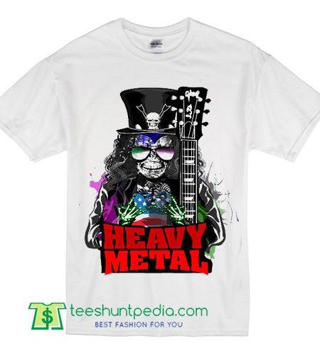 Heavy metal Music festival clothing Funny T Shirt mens graphic T Shirt