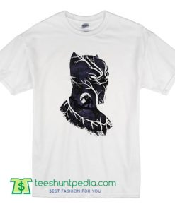Marvel The Black Panther Art T Shirt