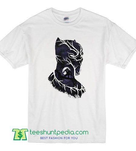 Marvel The Black Panther Art T Shirt