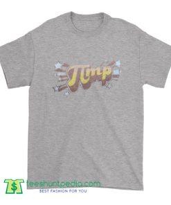 Pimp With The Pi Sign T Shirt