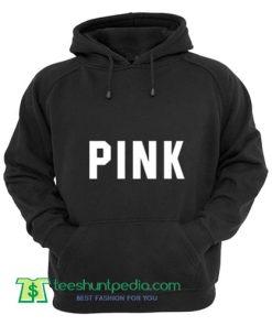 Pink Font tumblr Hoodie