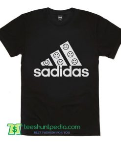 Sadidas Unisex Men Women add parody T Shirt gift shirt adult unisex