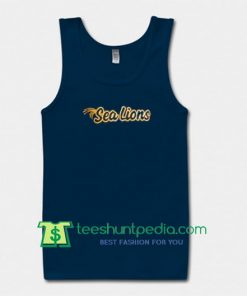 Sea Lions Tank top Shirt